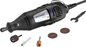Мултифункционален инструмент - Dremel 200 - Комплект с консумативи -