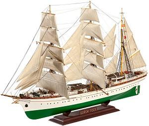 Ветроходен кораб - Gorch Fock -