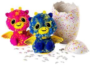 Hatchimals Surprise - Розово яйце - Интерактивна играчка -