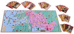 Велика България - Образователна игра -