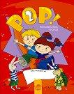 POP! 2 - Учебна система по английски език за 5 - 6 годишни деца : Книга за детето + CD - Ангелина Цветкова, Елка Ставрева - помагало