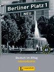 Berliner Platz Neu: Учебна система по немски език : Ниво 1 (A1): Тетрадка с упражнения - Christiane Lemcke, Lutz Rohrmann -