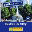 Berliner Platz Neu: Учебна система по немски език : Ниво 1 (A1): 2 CD с аудиозаписи на задачите от учебника - Christiane Lemcke, Lutz Rohrmann, Theo Scherling -