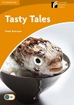Cambridge Experience Readers - Ниво 4: Intermediate : Tasty Tales - Frank Brennan -