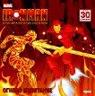 Бронирани приключения с Iron Man: Огнено изпитание + стикери -