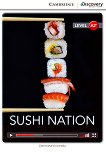 Cambridge Discovery Education Interactive Readers - Level A2+: Sushi Nation - Genevieve Kocienda -