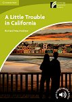 Cambridge Experience Readers - Ниво Starter/Beginner : A Little Trouble in California - Richard MacAndrew - книга