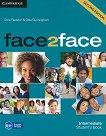 face2face - Intermediate (B1+): Учебник + DVD : Учебна система по английски език - Second Edition - Chris Redston, Gillie Cunningham - книга за учителя
