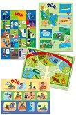 POP! 3 - Учебна система по английски език за 6 - 7 годишни деца : Плакати -