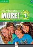 MORE! - Ниво 1 (A1): Учебник Учебна система по английски език - Second Edition - продукт