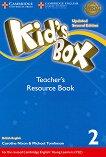 Kid's Box - ниво 2: Книга за учителя с допълнителни материали : Updated Second Edition - Caroline Nixon, Michael Tomlinson -