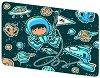 """Допълнителни плаки - Astronaut - Комплект от 4 броя за детска нощна лампа от серията """"Creative"""" -"""