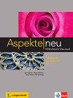Aspekte Neu - ниво B2: Учебна тетрадка по немски език + CD - учебник