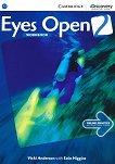 Eyes Open - ниво 2 (A2): Учебна тетрадка по английски език - Vicki Anderson, Eoin Higgins -
