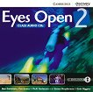 Eyes Open - ниво 2 (A2): 3 CD с аудиоматериали по английски език - Ben Goldstein, Ceri Jones, Vicki Anderson, Emma Heyderman, Eoin Higgins -