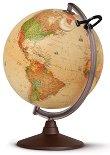 Светещ глобус - Marco Polo - карта