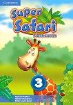 Super Safari - ниво 3: Флашкарти по английски език - Herbert Puchta, Gunter Gerngross, Peter Lewis-Jones -