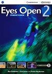 Eyes Open - ниво 2 (A2): Учебник по английски език - Ben Goldstein, Ceri Jones, Emma Heyderman -