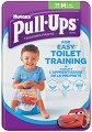 Huggies Pull Ups Boy M - Преходни гащички за еднократна употреба за деца с тегло от 10 до 18 kg -