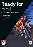 Ready for First - Upper Intermediate (B2): Учебник без отговори : Учебен курс по английски език - Third Edition - Roy Norris -