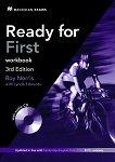 Ready for First - Upper Intermediate (B2): Учебна тетрадка без отговори + CD : Учебен курс по английски език - Third Edition - Roy Norris, Lynda Edwards -