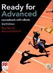 Ready for Advanced - ниво C1: Учебник по английски език с допълнителни материали Учебен курс по английски език - Third Edition -