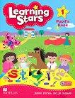 Learning Stars - Ниво 1: Учебник без отговори + CD-ROM Учебна система по английски език -