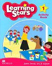 Learning Stars - Ниво 1: Учебна тетрадка Учебна система по английски език - учебник