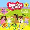 Learning Stars - Ниво 1: 2 CDs с аудиоматериали Учебна система по английски език -
