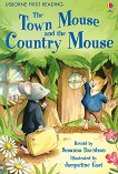 Usborne First Reading - Level 4: The Town Mouse and the Country Mouse - Susanna Davidson -