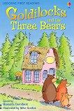 Usborne First Reading - Level 4: Goldilocks and the Three Bears - Susanna Davidson -