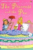 Usborne Young Reading - Series 1: The Princess and the Pea - Susanna Davidson -
