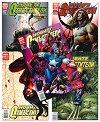 Новите Отмъстители - комплект с комикси - Броеве 1 - 20 - комикс