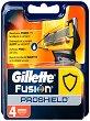 """Gillette Fusion ProShield Cartidges - Резервни ножчета в опаковка от 4 броя от серията """"Fusion"""" -"""
