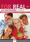 For Real - B1.1: Учебник по английски език за 8. клас + CD-ROM - Martyn Hobbs, Julia Starr Keddle, Cheryl Pelteret, Ivelina Kazakova -