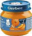 """Nestle Gerber - Пюре от тиква - Бурканче от 80 g от серията """"Моето първо"""" -"""
