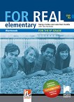 For Real - A2: Работна тетрадка по английски език за 8. клас - Martyn Hobbs, Julia Starr Keddle, Rob Nicholas -