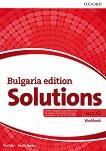 Solutions - част A2: Учебна тетрадка по английски език за 8. клас : Bulgaria Edition - Tim Falla, Paul A. Davies -