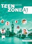 Teen Zone - ниво A1: Работна тетрадка по английски език за 8. клас - Десислава Петкова, Цветелена Таралова -