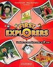 First Explorers: Учебник по английски език за 2. клас - Charlotte Covill, Mary Charrington, Paul Shipton - книга за учителя