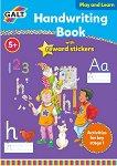 Galt: Ръкописно писане на английски език - образователна книжка със стикери : Handwriting book with reward stickers -