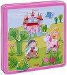 Вълшебна градина - Детски комплект с магнити -