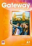 Gateway - Elementary (А1): Учебник за 8. клас по английски език Second Edition - учебна тетрадка