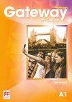 Gateway - Elementary (А1): Учебна тетрадка за 8. клас по английски език Second Edition - книга за учителя