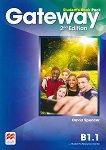 Gateway - Intermediate (B1.1): Учебник за 8. клас по английски език : Second Edition - David Spencer - учебник