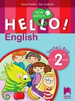 Hello! Книга за учителя по английски език за 2. клас - New Edition - помагало