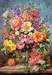 Юнски цветя във ваза -