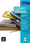 En Route Vers... le DELF Scolaire et Junior - ниво A1: Учебник по френски език + CD - Philippe Liria, Jean-Paul Sige -