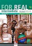 For Real - ниво B1: Работна тетрадка № 1 по английски език за 9. клас - Martyn Hobbs, Julia Starr Keddle, Rob Nicholas -