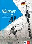 Magnet Smart - ниво A1: Учебна тетрадка по немски език за 9. клас + CD - Giorgio Motta -